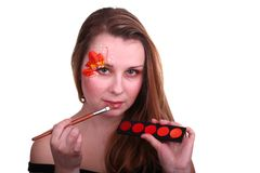 Cosmetics Royalty Free Stock Photography