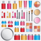 Cosmetics. Royalty Free Stock Photo