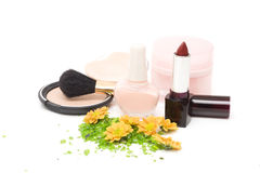 Cosmetics Royalty Free Stock Photo