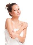 Cosmetics beauty. Royalty Free Stock Photography