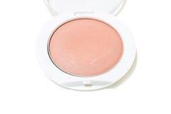 Cosmetics, Blush makeup Stock Photo