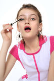 Cosmetics for children Stock Images
