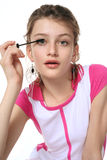 Cosmetics for children Royalty Free Stock Photography