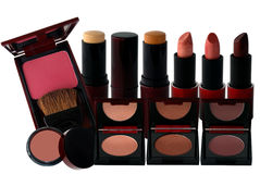Cosmetics Composition Royalty Free Stock Photo