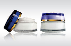 Cosmetics cream Stock Photography