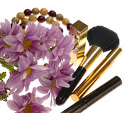 Cosmetics and decoration. Stock Photography