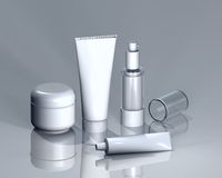 Cosmetics II Royalty Free Stock Photography