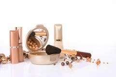 Cosmetics isolated Stock Photo