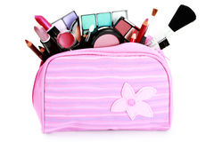 Cosmetics for make-up Stock Photo