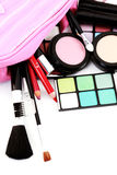 Cosmetics for make-up Stock Image