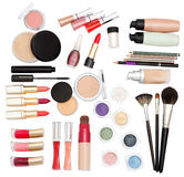 Cosmetics for makeup Royalty Free Stock Image