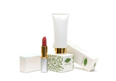 Cosmetics Packaging Stock Images