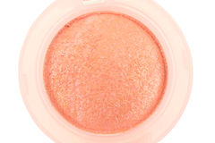 Cosmetics Powder compact Royalty Free Stock Photos