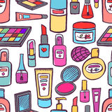Cosmetics and products for body care Royalty Free Stock Images