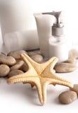 cosmetics series spa στοκ φωτογραφίες