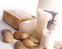 cosmetics series spa Στοκ Εικόνες