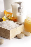 cosmetics series spa στοκ εικόνα με δικαίωμα ελεύθερης χρήσης