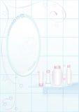 Cosmetics set Royalty Free Stock Image
