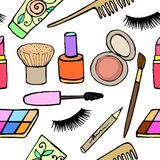 Cosmetics set Royalty Free Stock Image