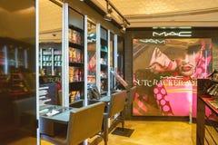 Cosmetics store in Hong Kong Royalty Free Stock Image