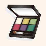 Cosmetics theme elements vector,eps Stock Photos