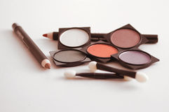 Cosmetics1295 Royalty Free Stock Images