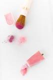 Cosmetiscs da composição Imagens de Stock