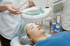 Cosmetología Fotos de archivo libres de regalías