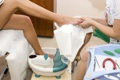 Cosmetologia Foto de Stock Royalty Free