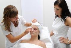 Cosmetologia Imagem de Stock Royalty Free
