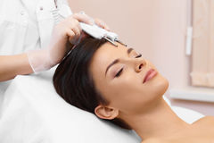 Cosmetology. Spa clinic. Stock Image
