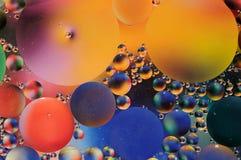 Cosmic bubbles Royalty Free Stock Photo