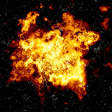 Cosmic Explosion Stock Photos