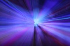 Cosmic Explosion Stock Image