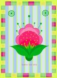 Cosmic flower Royalty Free Stock Photo