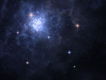 Cosmic light Royalty Free Stock Photo