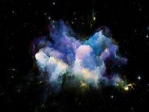 Cosmic Nebula Royalty Free Stock Photos