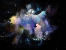 Cosmic Nebula Stock Images