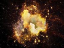 Cosmic Nebula Stock Photography