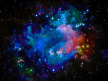Cosmic Nebula Stock Photos