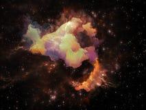 Cosmic Nebula Royalty Free Stock Image