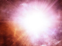 Cosmic Space with Stars Stock Photos