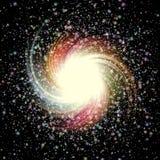 Cosmic vortex Stock Photos