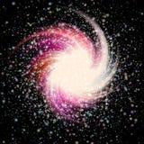 Cosmic vortex Stock Photo