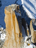 Cosmiques ridge summit Royalty Free Stock Image