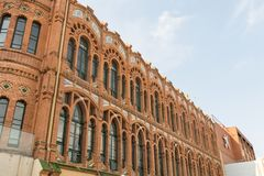 Cosmo Caixa, a science museum located in Barcelona, Catalonia, S Royalty Free Stock Images
