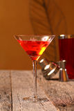 Cosmo drink adult beverage Royalty Free Stock Photography