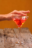 Cosmo drink adult beverage Stock Photography