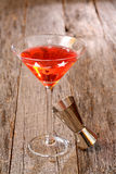Cosmo drink adult beverage Stock Photos