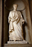 Cosmo Medici Statue Uffizi Florence Royalty Free Stock Photo